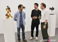 Daniel Mort - Obliquity opening at Charles Bank Gallery #132
