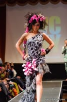 VCNY - Tulips & Pansies- A Headdress Affair - Runway and Backstage #39