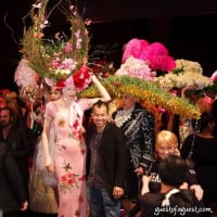 VCNY - Tulips & Pansies- A Headdress Affair - Runway and Backstage #66