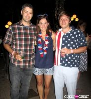 Michael Saylor's Red, White and Blue Beach Bash #12
