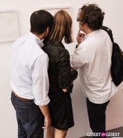 Third Order exhibition opening event at Charles Bank Gallery #73