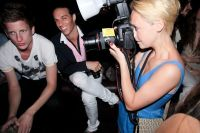 Ricochet & Bombay Sapphire At AXE Lounge #3