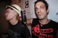 Ricochet & Bombay Sapphire At AXE Lounge #40