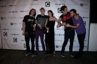 Ricochet & Bombay Sapphire At AXE Lounge #42