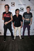 Ricochet & Bombay Sapphire At AXE Lounge #48