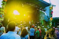 EDWARD SHARPE @ E2NY Music Festival #45