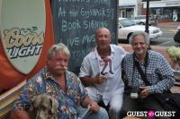 Author's Night at the Gig shack #4