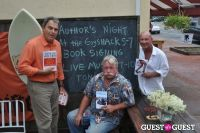 Author's Night at the Gig shack #13