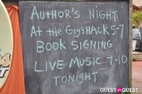 Author's Night at the Gig shack #16
