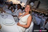 Diner En Blanc's New York Premiere #53