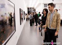 Kim Keever opening at Charles Bank Gallery #16