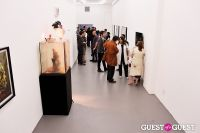 Kim Keever opening at Charles Bank Gallery #17