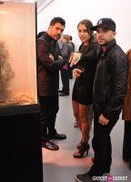 Kim Keever opening at Charles Bank Gallery #39