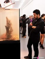 Kim Keever opening at Charles Bank Gallery #40
