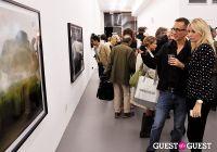 Kim Keever opening at Charles Bank Gallery #48