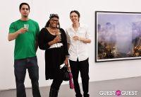 Kim Keever opening at Charles Bank Gallery #50