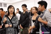 Kim Keever opening at Charles Bank Gallery #62