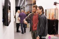 Kim Keever opening at Charles Bank Gallery #70