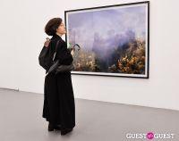 Kim Keever opening at Charles Bank Gallery #116