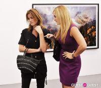 Kim Keever opening at Charles Bank Gallery #121