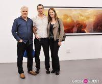Kim Keever opening at Charles Bank Gallery #125