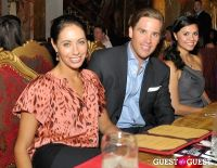 DC Modern Luxury Magazine's Lindsey Becker's Dinner for 25 Tastemakers at SAX #9