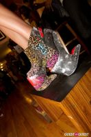 """John Ashford """"Primary Colors - The Art of the Shoe"""" Launch Party #17"""