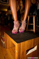 """John Ashford """"Primary Colors - The Art of the Shoe"""" Launch Party #25"""