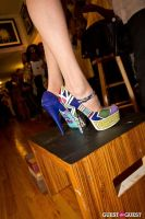 """John Ashford """"Primary Colors - The Art of the Shoe"""" Launch Party #36"""