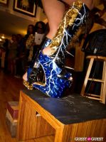 """John Ashford """"Primary Colors - The Art of the Shoe"""" Launch Party #37"""