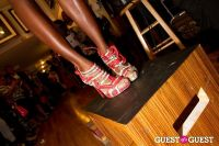 """John Ashford """"Primary Colors - The Art of the Shoe"""" Launch Party #42"""