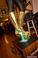 """John Ashford """"Primary Colors - The Art of the Shoe"""" Launch Party #43"""