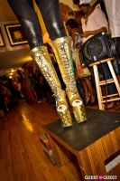 """John Ashford """"Primary Colors - The Art of the Shoe"""" Launch Party #44"""