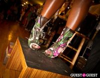 """John Ashford """"Primary Colors - The Art of the Shoe"""" Launch Party #46"""