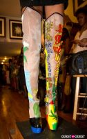 """John Ashford """"Primary Colors - The Art of the Shoe"""" Launch Party #52"""