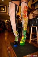 """John Ashford """"Primary Colors - The Art of the Shoe"""" Launch Party #53"""