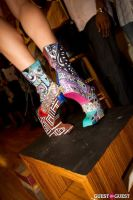 """John Ashford """"Primary Colors - The Art of the Shoe"""" Launch Party #61"""