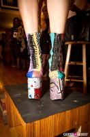 """John Ashford """"Primary Colors - The Art of the Shoe"""" Launch Party #63"""