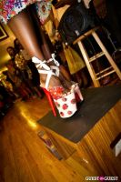 """John Ashford """"Primary Colors - The Art of the Shoe"""" Launch Party #74"""