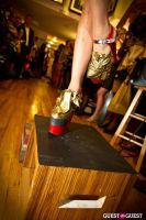 """John Ashford """"Primary Colors - The Art of the Shoe"""" Launch Party #76"""