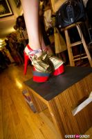 """John Ashford """"Primary Colors - The Art of the Shoe"""" Launch Party #77"""