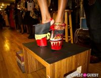"""John Ashford """"Primary Colors - The Art of the Shoe"""" Launch Party #84"""