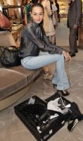 Alexandre Birman at Saks Fifth Avenue #101