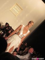 NYFW - HERVE LEGER Spring 2012 Collection #1