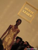 NYFW - HERVE LEGER Spring 2012 Collection #2