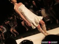NYFW - HERVE LEGER Spring 2012 Collection #8