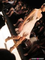 NYFW - HERVE LEGER Spring 2012 Collection #9