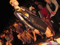NYFW - HERVE LEGER Spring 2012 Collection #11