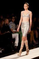 Herve Leger Runway Show- NYC Fashion Week #22