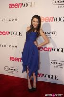 9th Annual Teen Vogue 'Young Hollywood' Party Sponsored by Coach (At Paramount Studios New York City Street Back Lot) #22